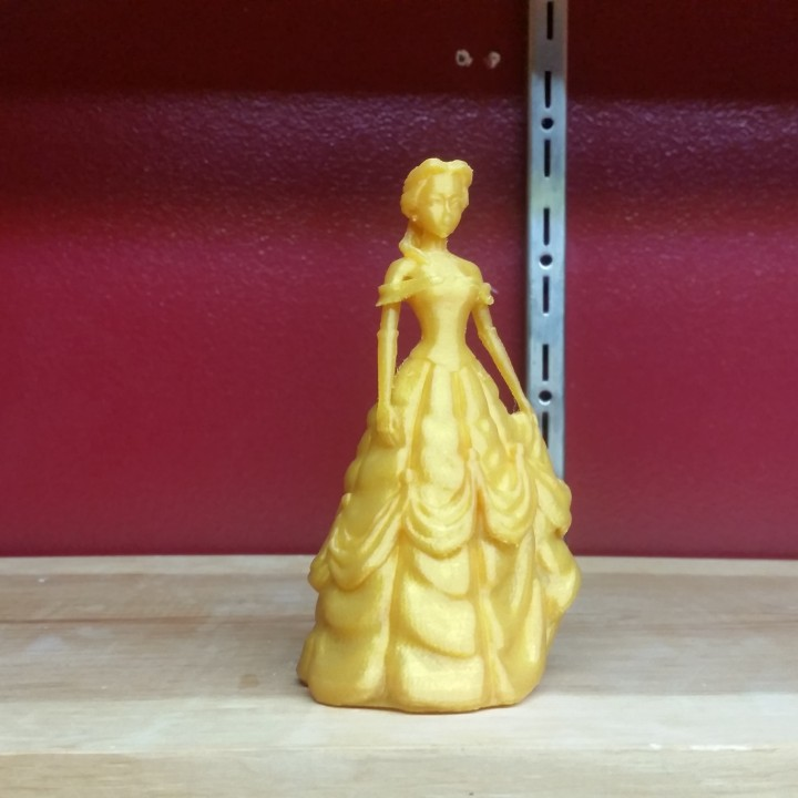 Picture of print of Beauty and the Beast Belle This print has been uploaded by anthonycarpenter