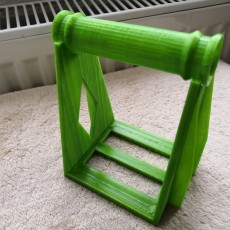 Picture of print of Universal Filament Spool Holder!