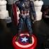 Captain America Display Stand for Marvel Legends Figures image