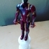 Iron Man Light Up Display Base for Marvel Legends Figure image