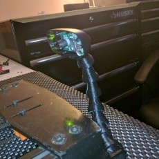Logitech C270 Webcam Adjustable Mount for Odin One