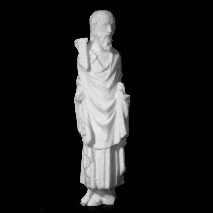 Saint Paul at The Musée des Beaux-Arts, Lyon