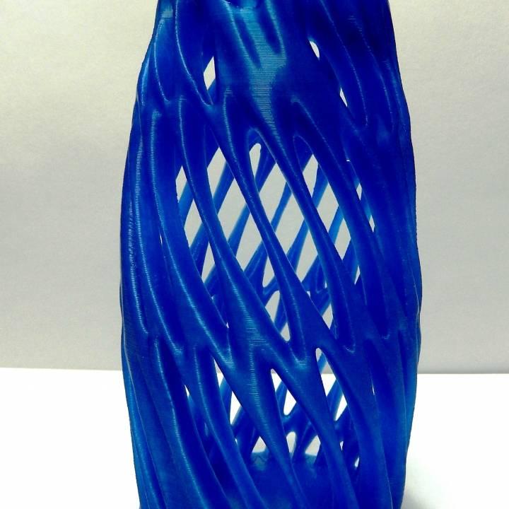 Vase Voronoi №7