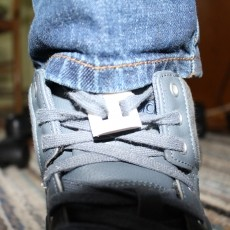 Easy shoelace tightener