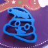 Poop-Emoji-Cookie-Cutter image