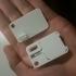 Keychain Square Card Reader Case (v2) image
