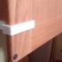Clip on cabinet handle image