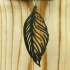 Earrings Feather 1 image