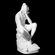 Chactas Meditating on Atala's Tomb at The Musee des Beaux-Arts, Lyon