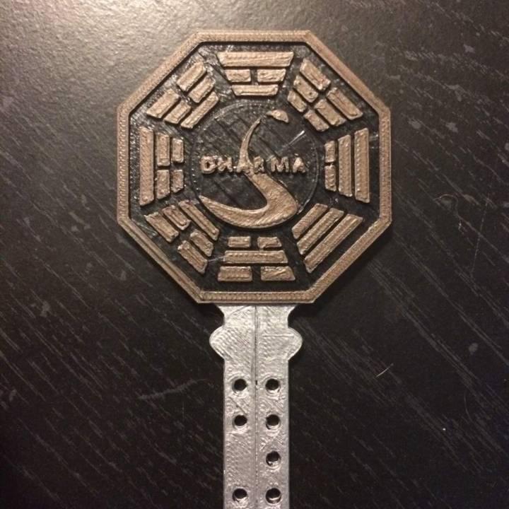 Dharma Initiative Key