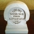 Haunted Mansion Tombstone - Here Lies Good Old Fred image