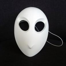 COURT OF OWLS  Halloween mask