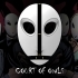 COURT OF OWLS  Halloween mask image
