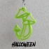 Earrings Halloween Muschrooms 1 image