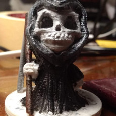 Picture of print of Chibi Grim