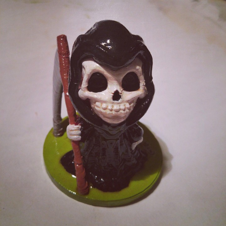 Picture of print of Chibi Grim This print has been uploaded by Joseph Browning