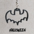 Earrings Halloween Bat 1 image