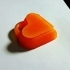 Heart Pendant With Hidden Compartment. image