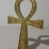 Ancient Egyptian Ankh image