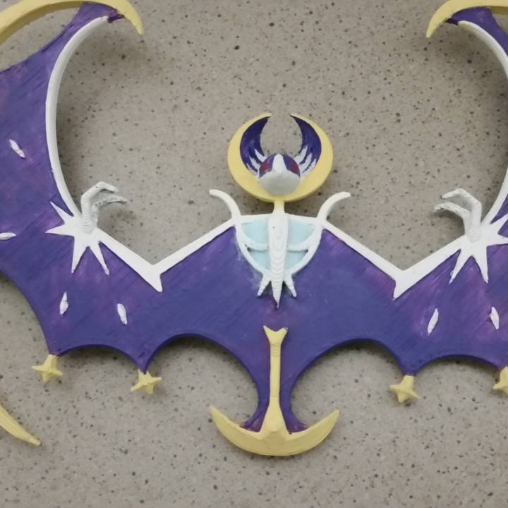Lunala - Legendary Pokemon!
