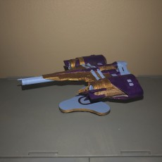 Picture of print of Destiny Arcadia Class Jump Ship V1