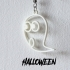 Earrings Halloween Ghost 1 image
