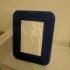 Framed Lithophane Photo Light image