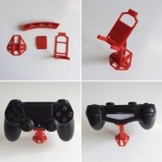 4 Part Dualshock Support