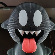 Picture of print of BOMB BOO! This print has been uploaded by 3DPrintBeginner
