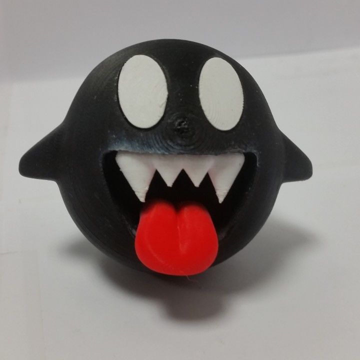 Picture of print of BOMB BOO! This print has been uploaded by anthonycarpenter