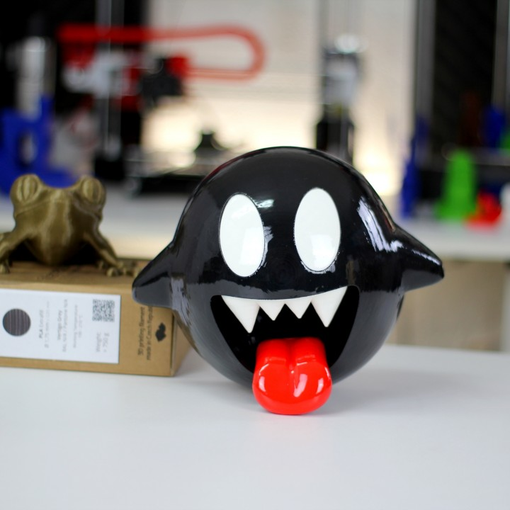Picture of print of BOMB BOO! This print has been uploaded by 3DPrintingTips