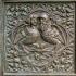 Harpie couple relief image