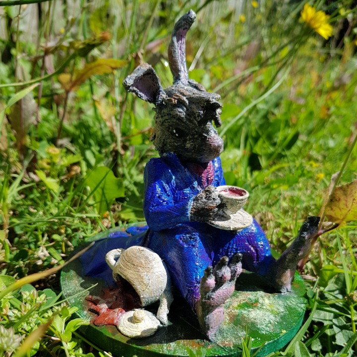 Picture of print of March Hare This print has been uploaded by Greyson Lee