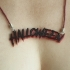 Halloween Necklace image
