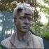 Sergej Jesenin bust image
