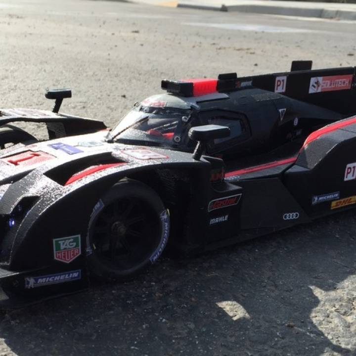 "RS-LM 2014 Audi R18 E-Tron Quattro ""The Ali"""
