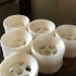 Tamiya F104 TRF101/102 Rims for Rubber tires, Foam tires, and rims for 3d printed tires image