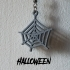 Earrings Halloween Spider Net 1 image