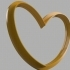 Heart-shaped Cookie Cutter image
