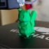 Low-Poly Pikachu - Multi and Dual Extrusion version print image