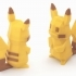 Low-Poly Pikachu - Multi and Dual Extrusion version image