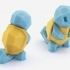 Low-Poly Squirtle - Multi and Dual Extrusion version image
