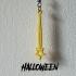 Earrings Halloween Magic wand 1 image