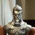 Deus Ex Mankind Divided Jensen Bust print image