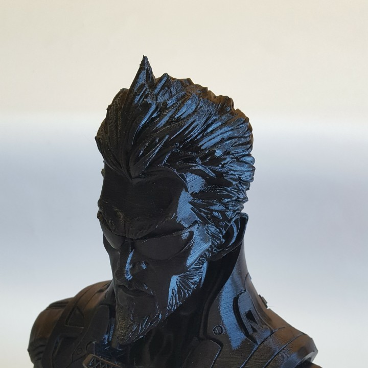 Picture of print of Deus Ex Mankind Divided Jensen Bust This print has been uploaded by Jonathan Meeuwsen