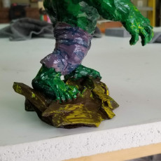 Picture of print of Low Poly Hulk This print has been uploaded by Kevin Pierce