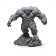 Low Poly Hulk