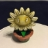 Plants vs Zombies Potted Sunflower image