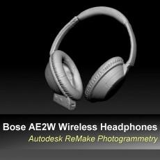 Bose AE2W Wireless Headphones #designbycapture