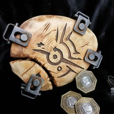 Picture of print of Dishonored 2 Bone Rune